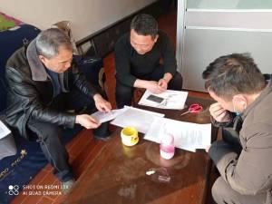 正阳县社保基金审计组赴劳务派遣公司调查