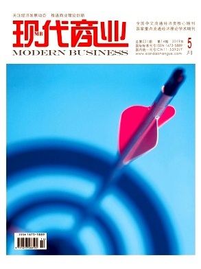 《现代商业》杂志 旬刊 国家级经济类期刊