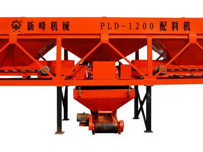 PLD1200混凝土配料机