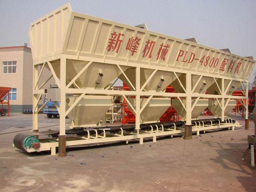 PLD4800混凝土配料機