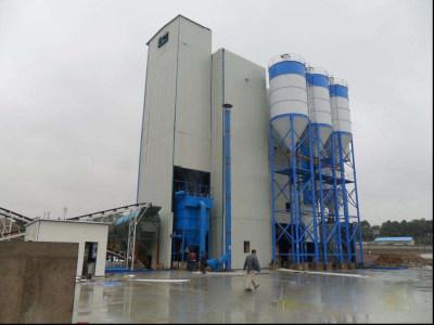 50万吨预拌砂浆生产线