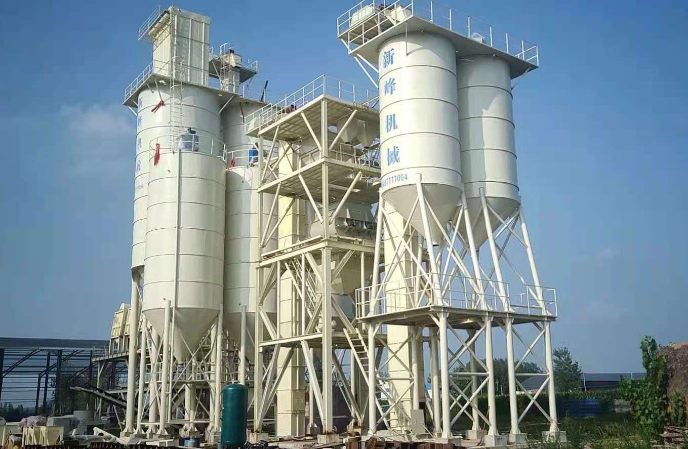 30万吨预拌砂浆生产线