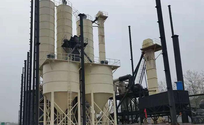 40万吨预拌砂浆生产线