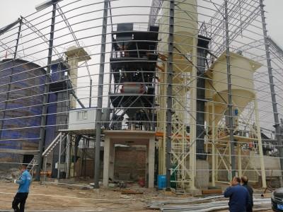 20万吨预拌砂浆生产线