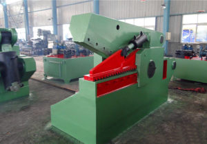alligator shear machine